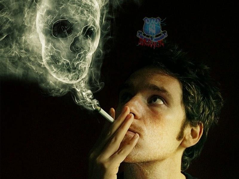 dampak merokok bagi tubuh kita