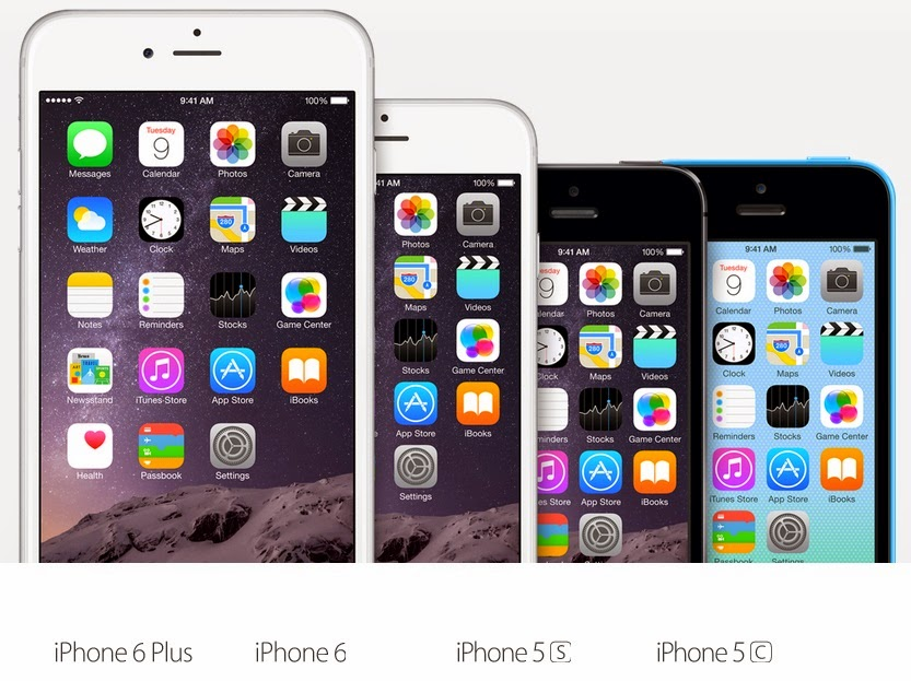 Compare: See All iPhone Models