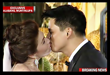 VIDEO: ZOREN LEGASPI & CARMINA VILLAROEL WEDDING (OFFICIAL ON-SITE VIDEO)