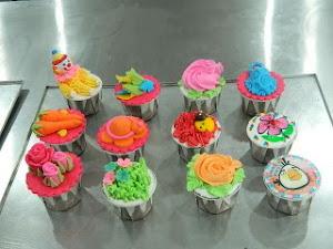 Kelas DIY Cupcake RM250