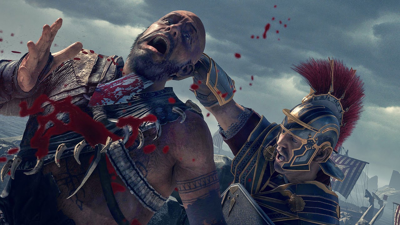 Ryse Son Of Rome PC Download Full Version   Software And ...