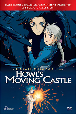 Animation Title : Howl's Moving Castle