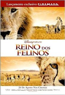 Filme Poster Reino dos Felinos DVDRip XviD Dual Audio & RMVB Dublado