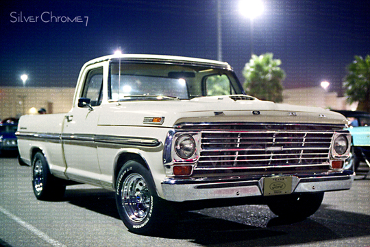 Valley Ride Styles 1967 Ford F 100 Pickup