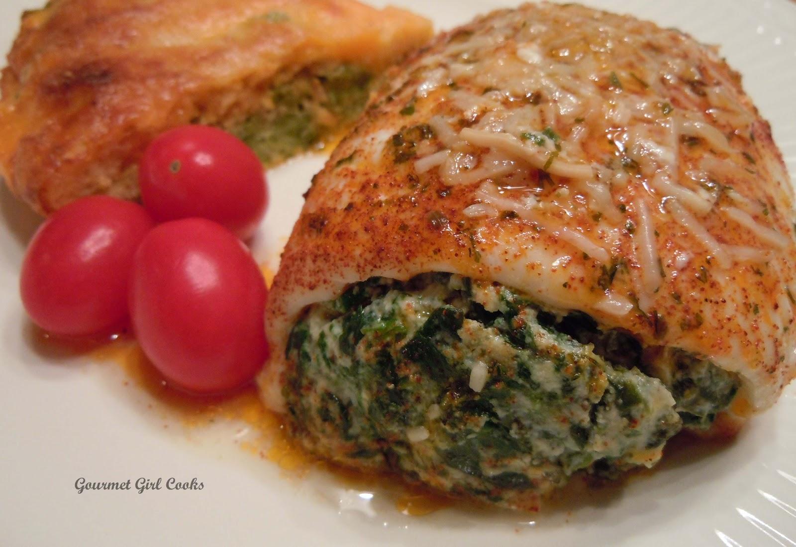 Flounder Florentine Recipe Food Network