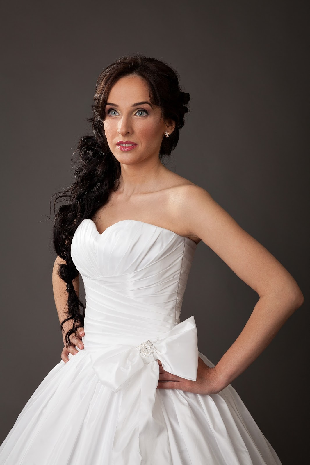 Diana Vonda Krieva Bridal Photo Shoot Together With Art Mode