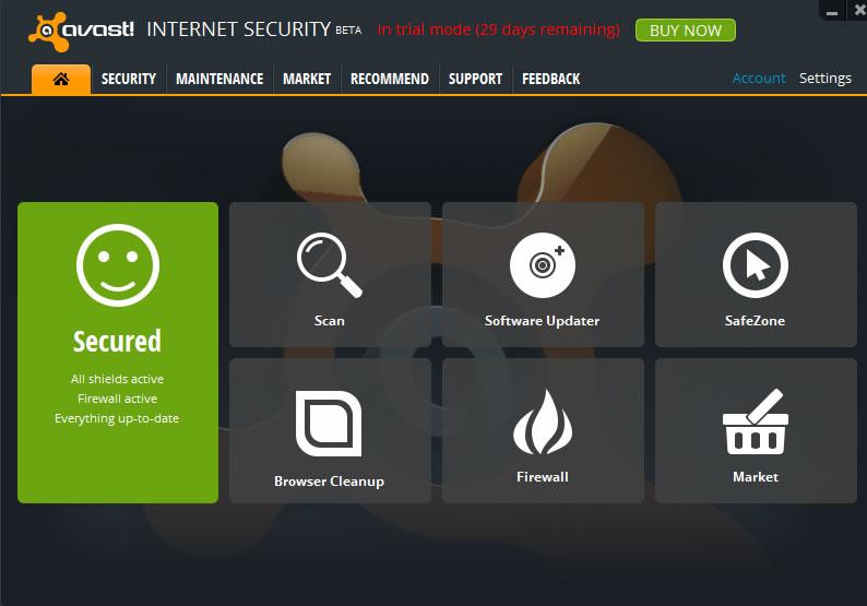 Download Free License Key Of Avast Internet Security v8.0 ...