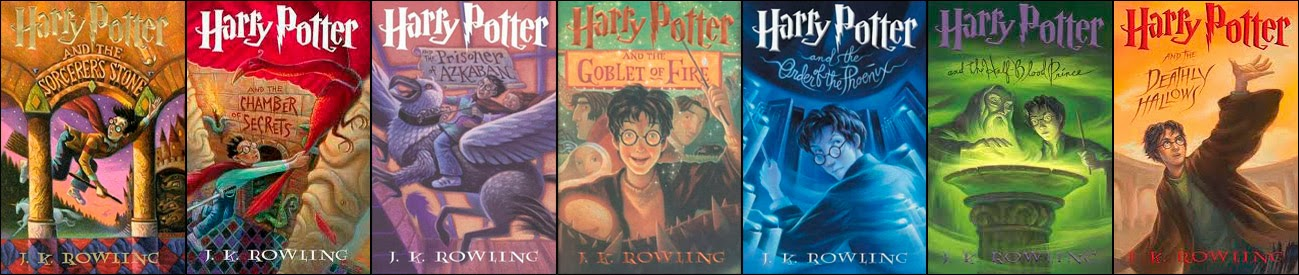 The Literary Connoisseur The Harry Potter Series By J K