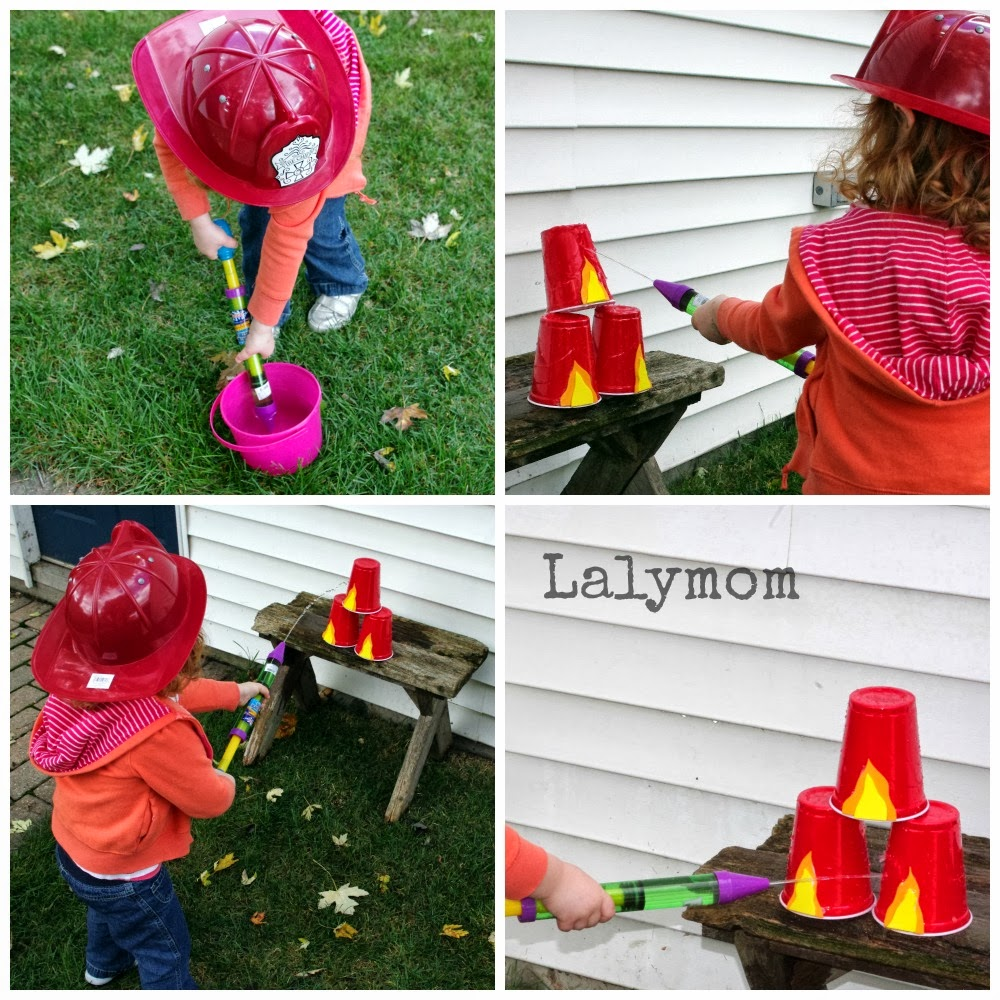 Activities Crafts Games: 3 Easy Activities For Fire Safety For Kids