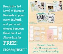 April Hostess  Special