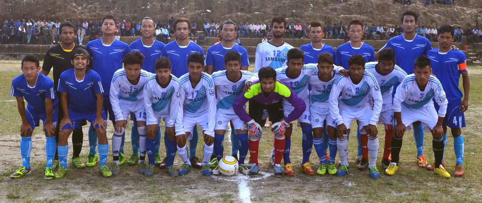 Mechi FC Nepal Vs SAI Siliguri