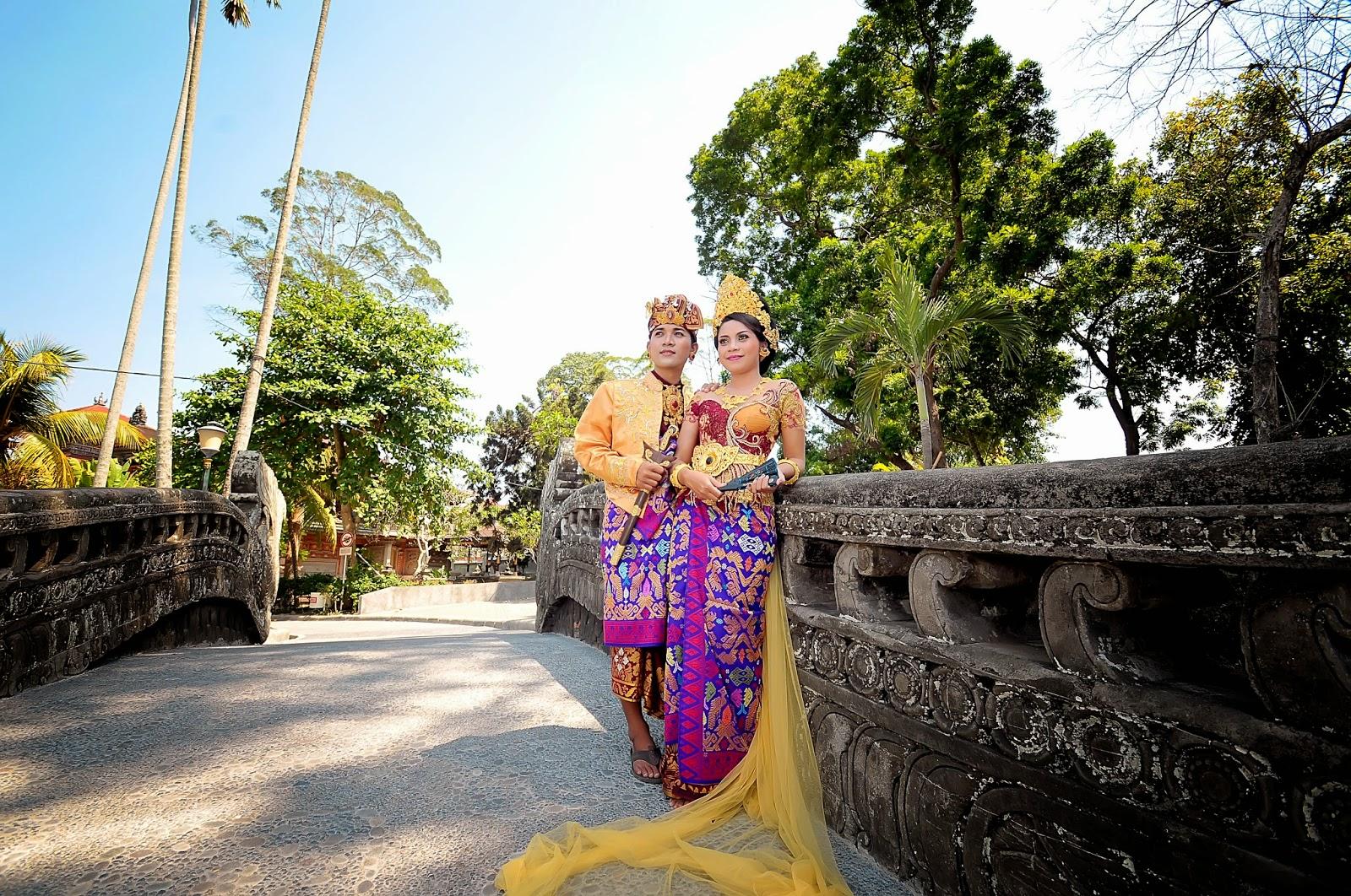 Lokasi Foto Prewedding di Artcenter Bali