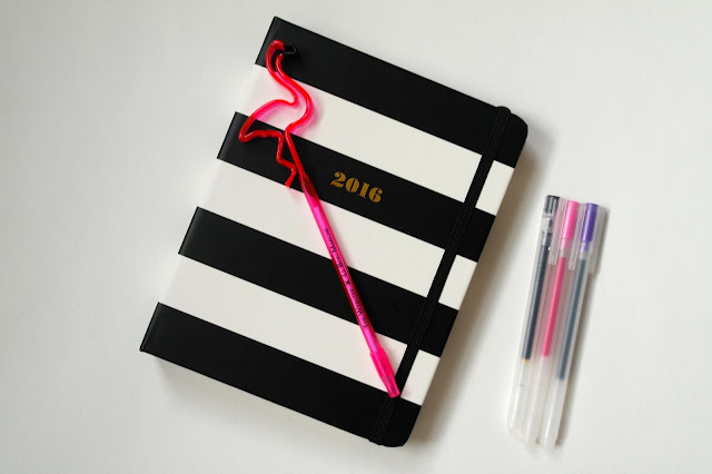 Kate Spade 2013 Agenda by What Laura did Next