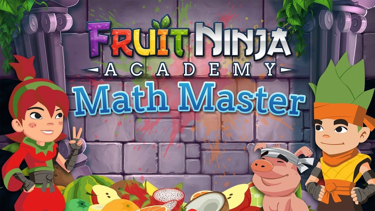 Fruit Ninja Academy: Math Master Gameplay IOS / Android