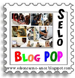 Selo Blog Pop