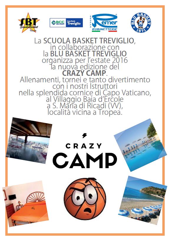 CRAZY CAMP 2016
