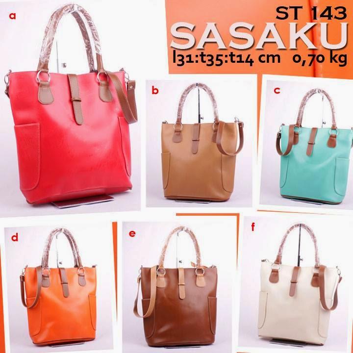 jual online handbag kulit sintetis cantik