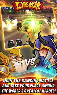 Mod Pocket Heroes Apk [Unlimited Money]