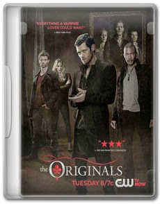 The Originals – 1ª Temporada Completa – BRRip Dual Áudio