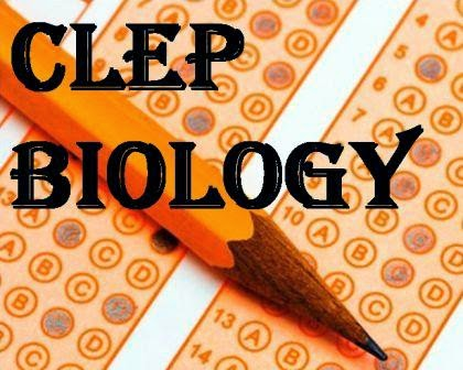 CLEP Biology Practice Test