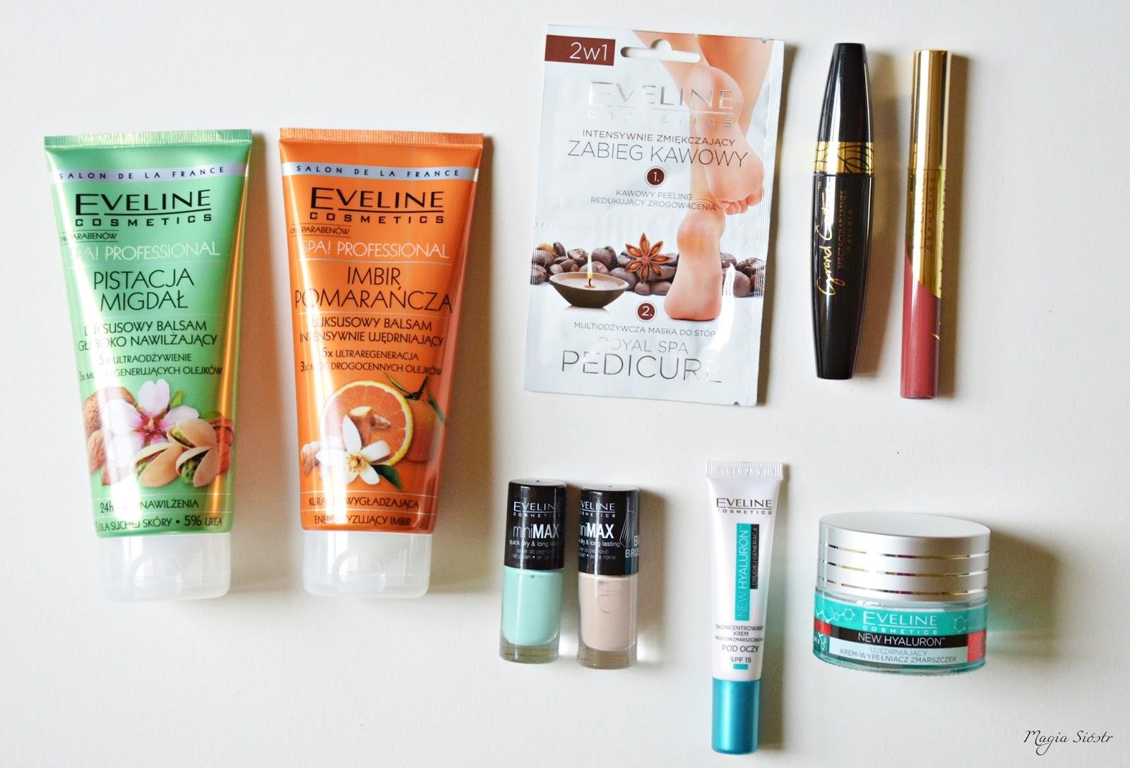 kosmetyki eveline, nowość, pielęgnacja ciała, tania maskara, tani krem do twarzy, tanie kosmetyki