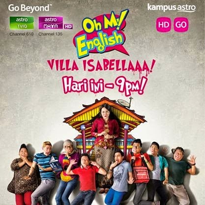 Oh My English: Villa Isabellaaa! [2014]