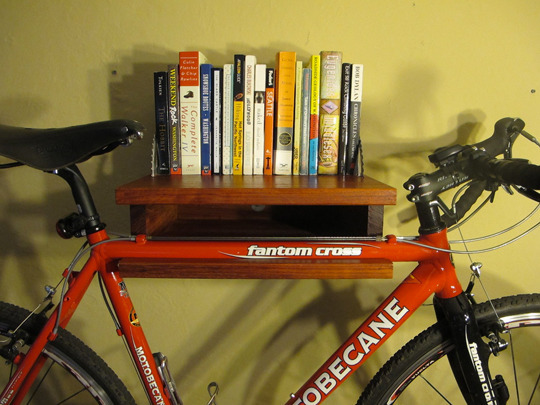 Bike Shelf Systems Can Easily Be Found On Etsy.com. They Can Range From  Sleek To Crafty To Rustic. All Play On The Idea Of The Shelf And Are A  Great ...