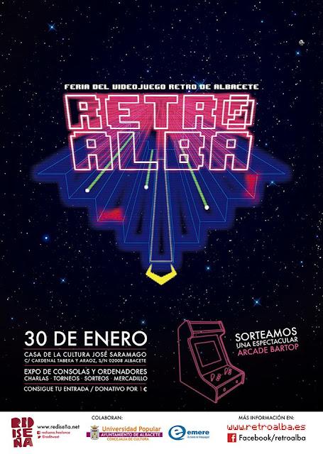 RetroAlba publica el horario de la edición de este año