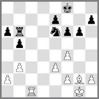 chess diagram Agrest Bejtovic