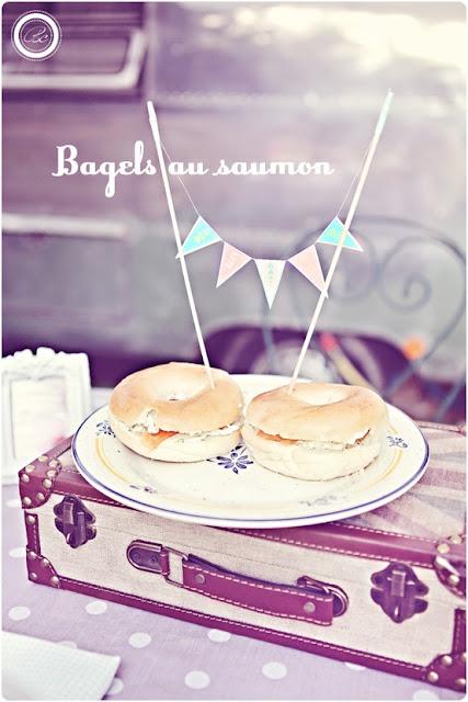 I like bagels