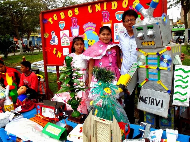 Las notichinas de abel colegios 21001 y 20147 ganaron - Feria de manualidades en barcelona ...