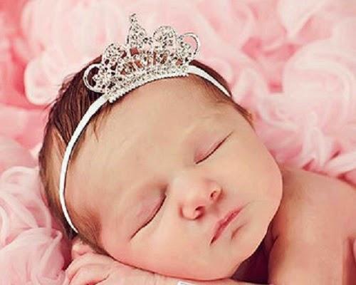Jolie album bébé fille photo mignonne