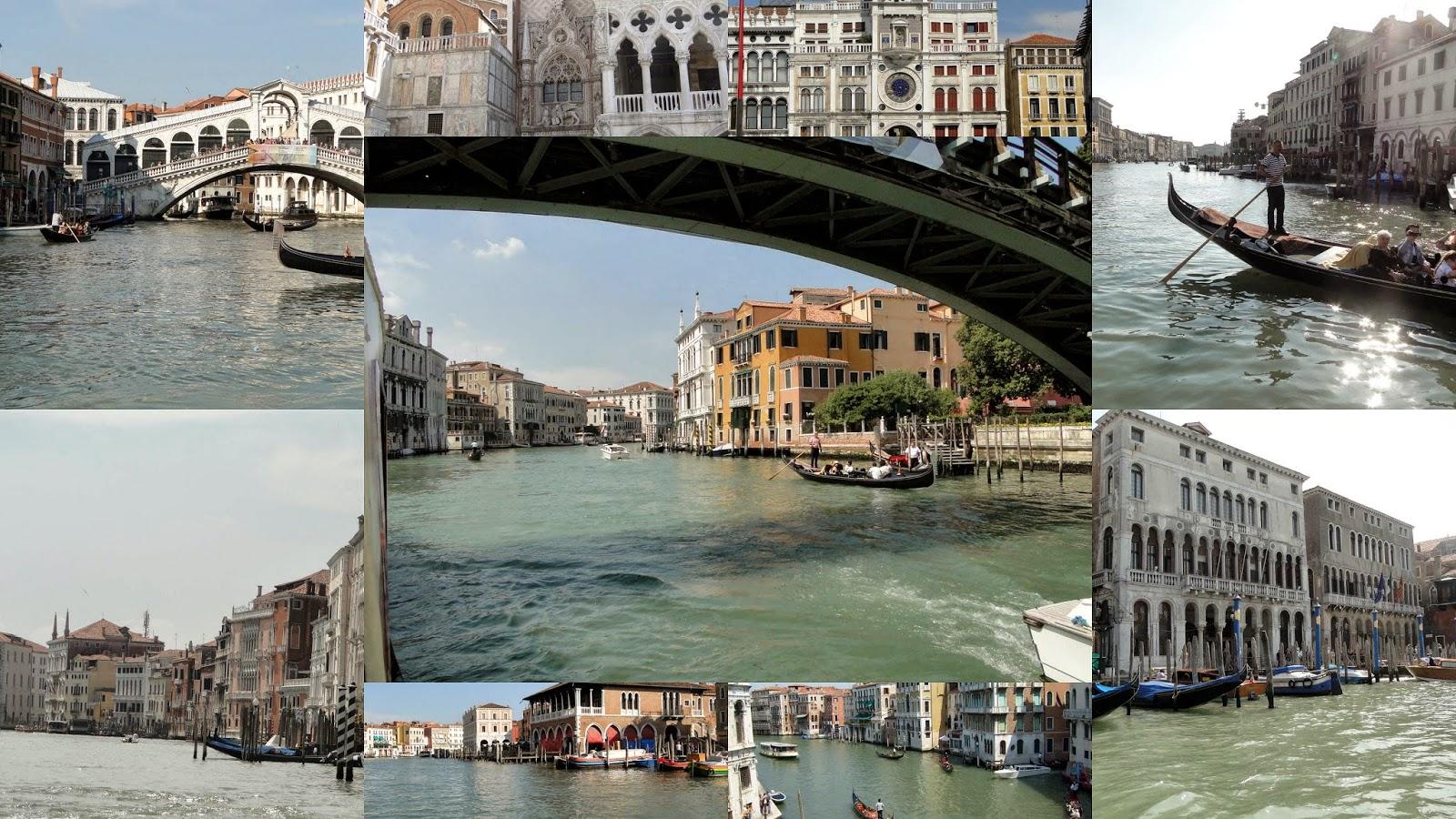 wspomnienia z Wenecji
