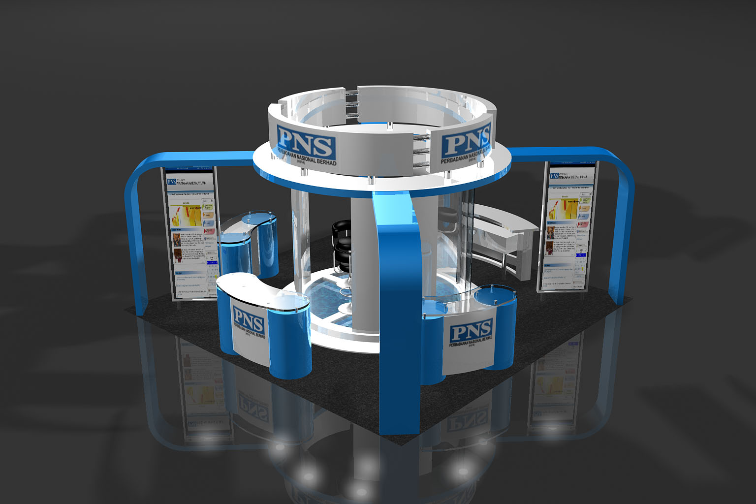 Exhibition Booth Design : Deepsrepyh exhibition booth design