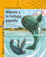 nikomi y la tortuga gigante-Berocay