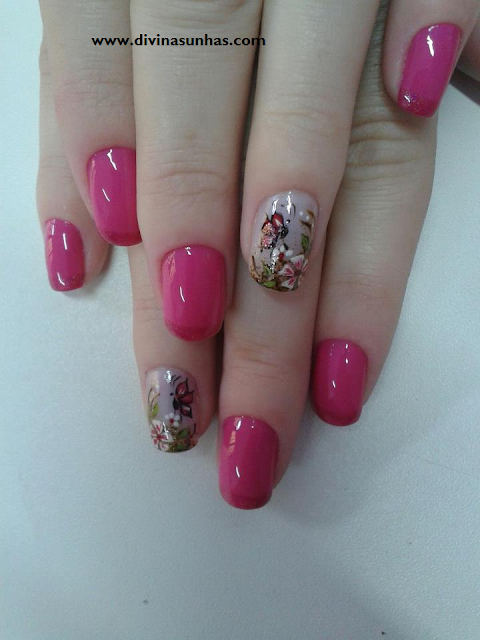 Unhas Decoradas - Fotos