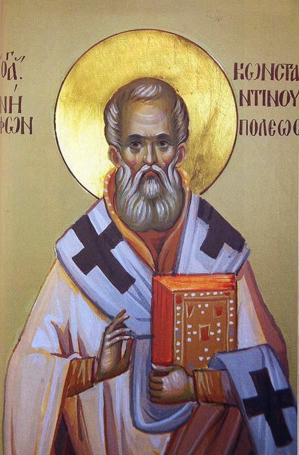 Sfântul Nifon, Mitropolitul Ţării Romanesti (1434 - 1508)