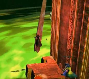 Jumping Puzzle Halloween walkthrough on Guild Wars 2.