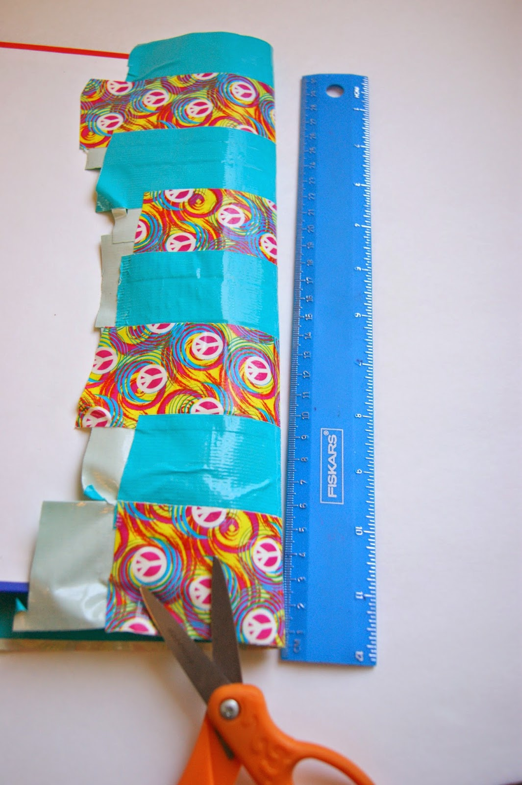 How To Make A Book Cover Without Tape : Michelle paige s book covers with duck tape and washi