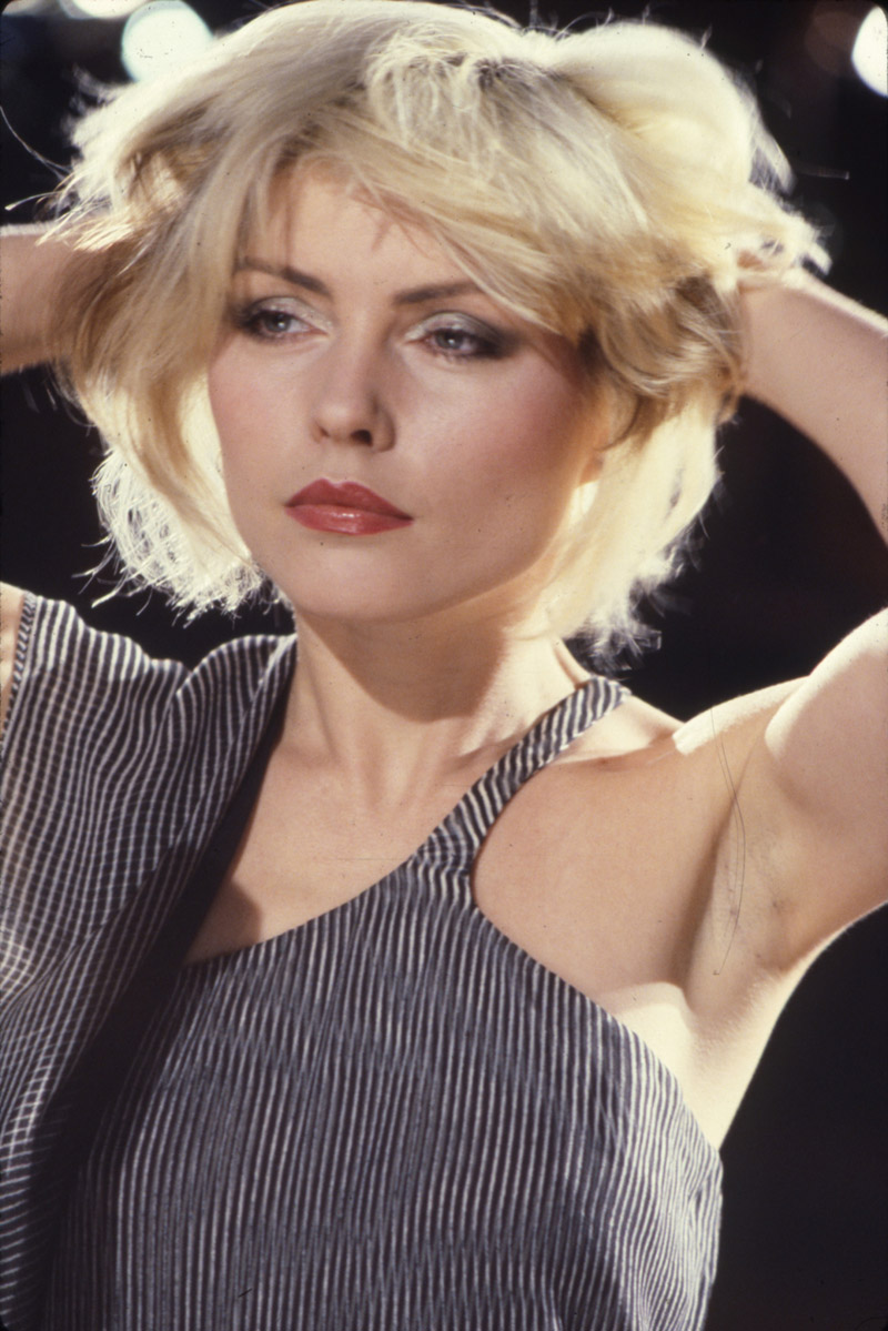 Debbie Harry American Singer Songwriter And Actress Images