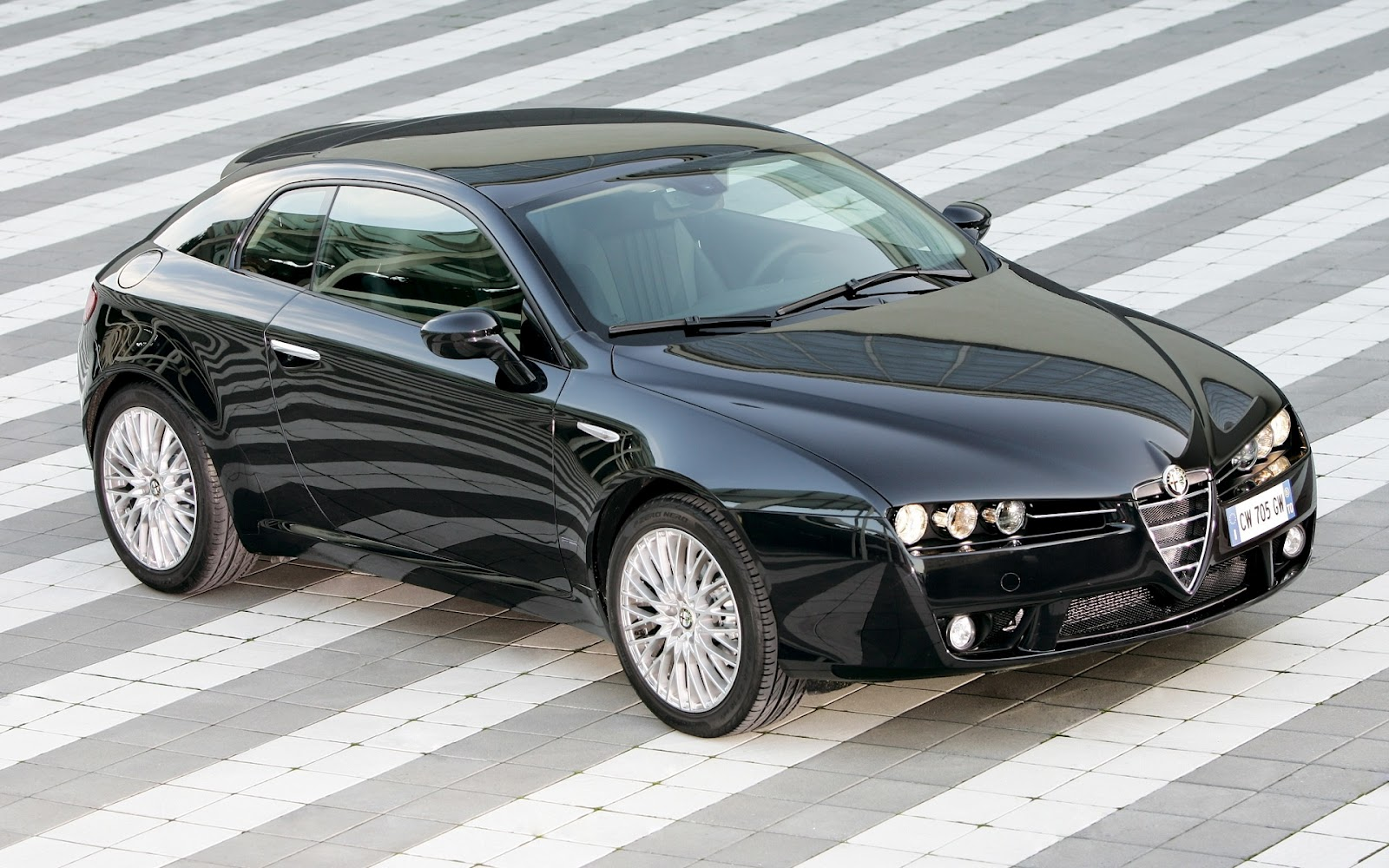 top gear 2011 alfa romeo brera. Black Bedroom Furniture Sets. Home Design Ideas