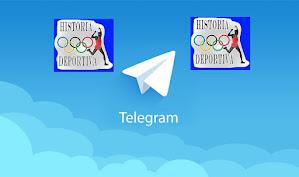 Canal de Telegram de Historia Deportiva