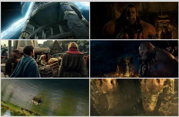 Warcraft: El origen (2016) DVDRip Latino