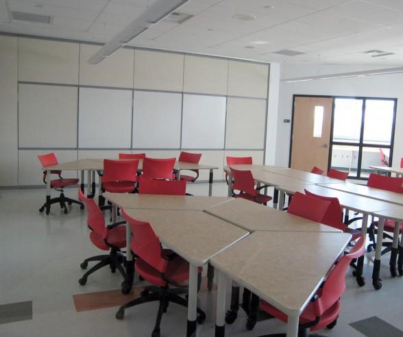 Nice Modern Interior School