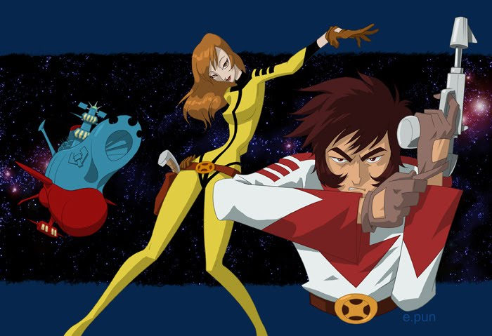 """Live Action """"STAR BLAZERS,"""" Answer to Japan's Live Action ..."""
