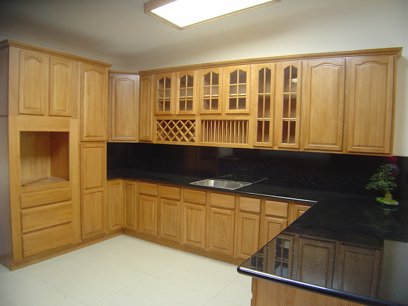 wooden kitchen designs :: title=