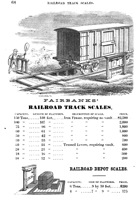 railroads in the 19th century Rapid industrial growth during the third quarter of the nineteenth century here,  we see that the total length of railroad track in the country quadrupled between.