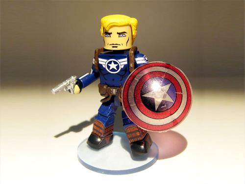 Steve Rogers Minimate