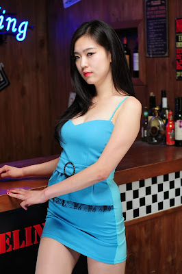 Joohee Sexy Bar Girl