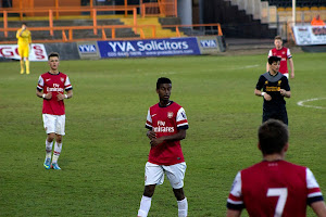 Arsenal Playmaker Gedion Zelalem